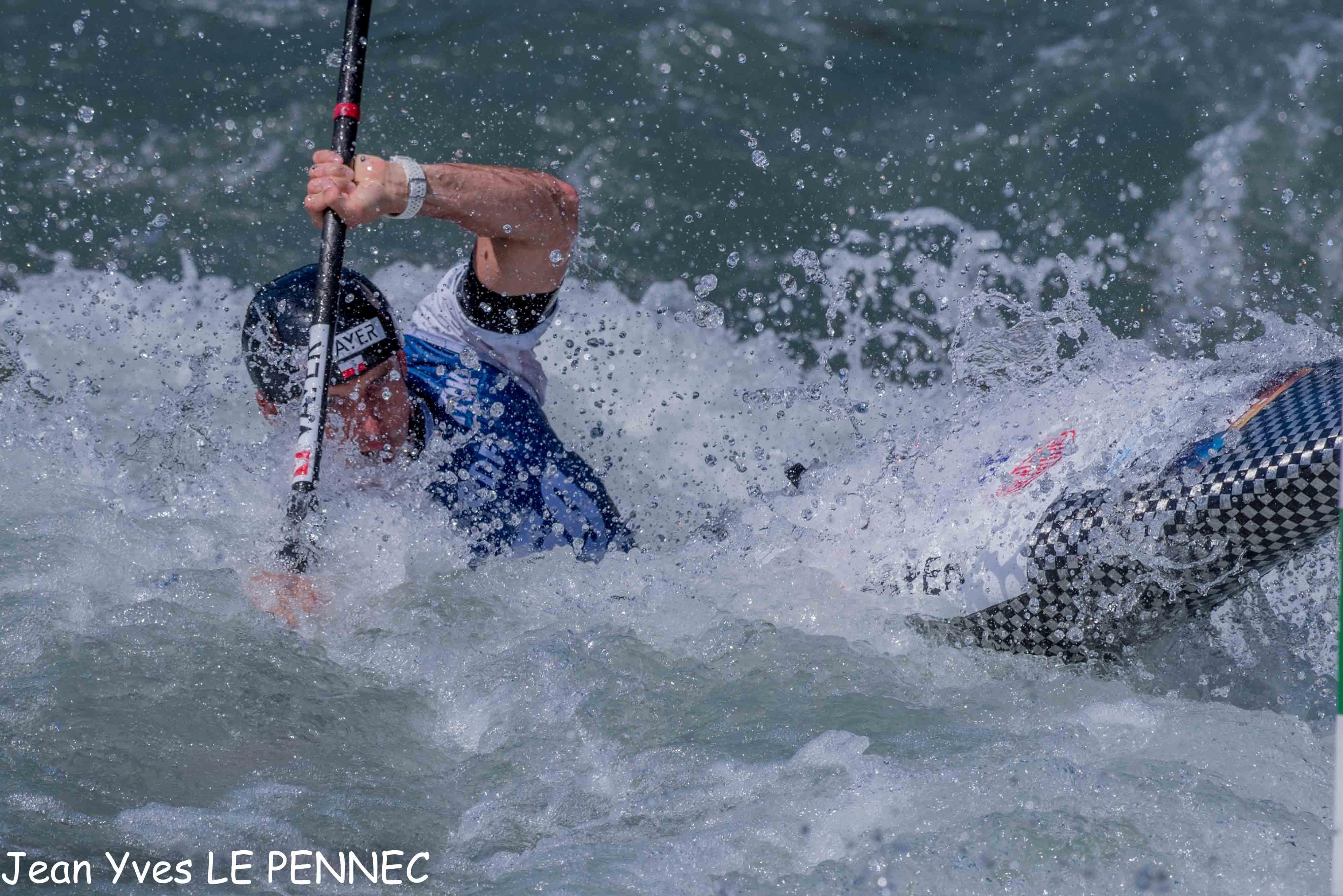 Canoe-kayak -championnat d'Europe 2019 - Pau
